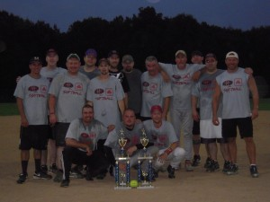 2009 Rocky Hill Softball League Champions